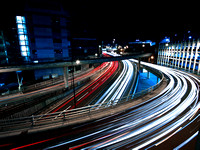Big City Lights, Central Motorway, Newcastle
