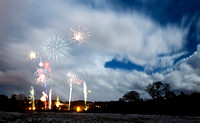 New Year, Warkworth, Northumberland