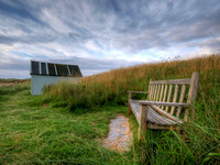 The Bamburgh Bench